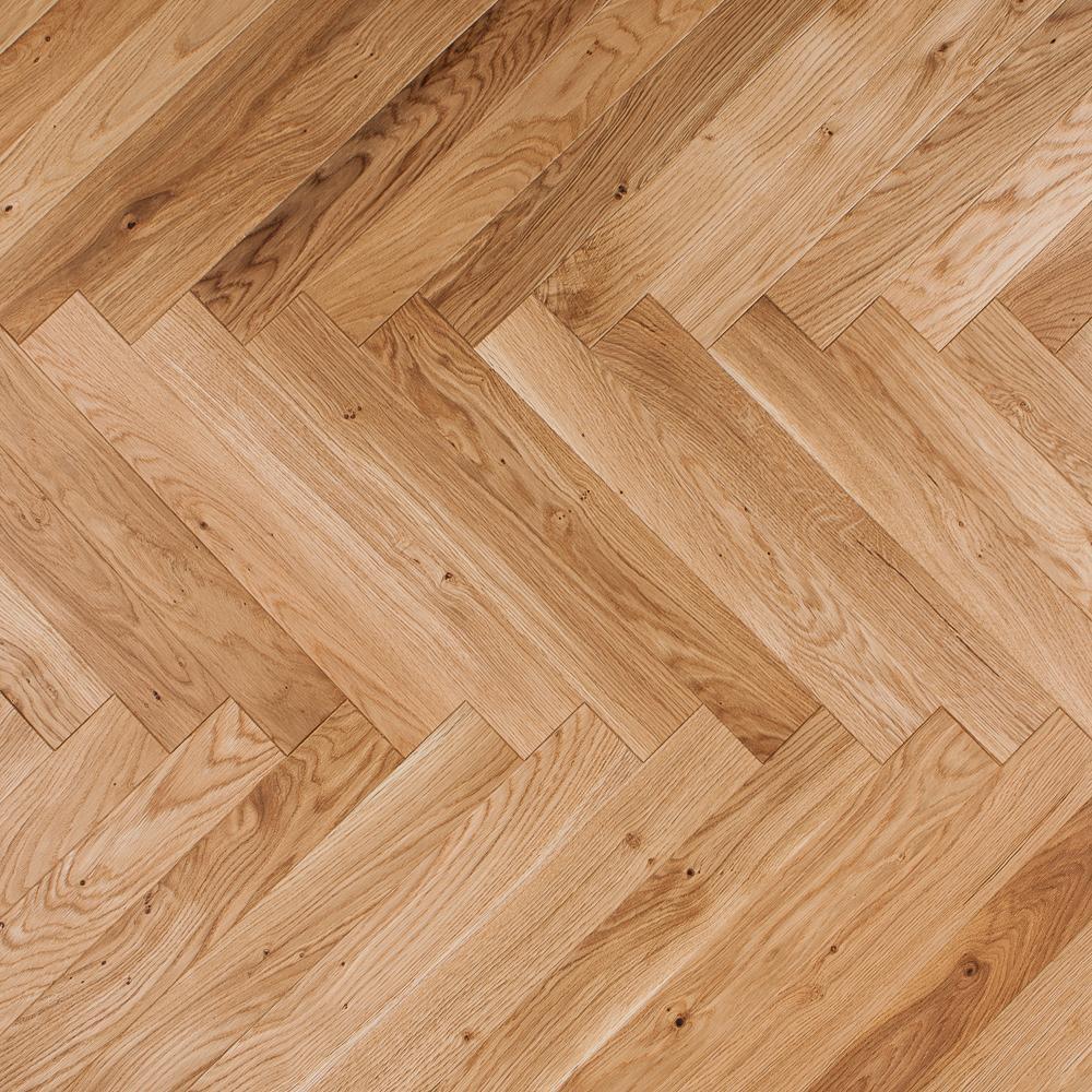 Rumba Oak Character Waxoiled on Foxtrot Step Pattern